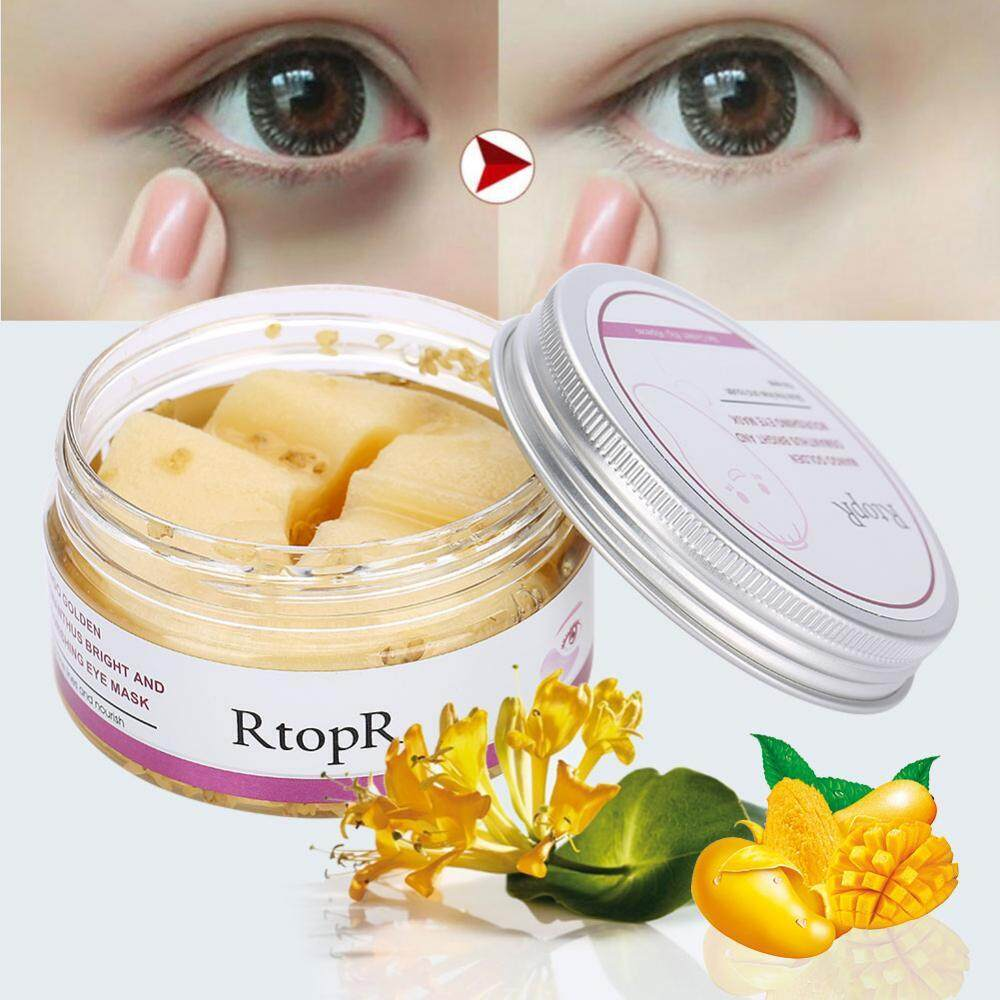 40Pcs/box Golden Osmanthus Eye Patch Nourishing Eye Skin Care Mask