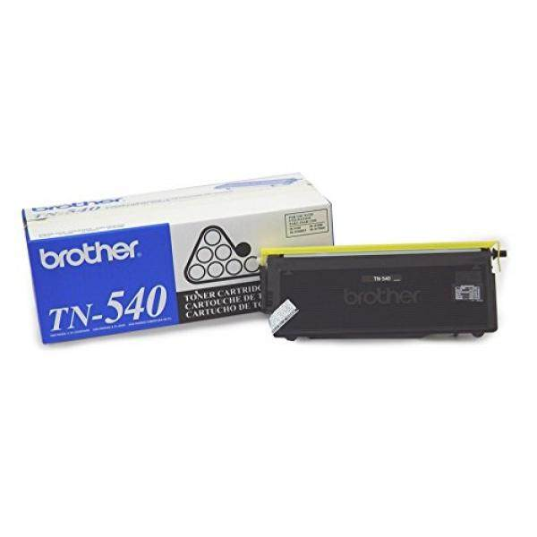 Laser Printer Drums & Toner Brother TN540 Black Toner Cartridge - Retail Packaging - intl