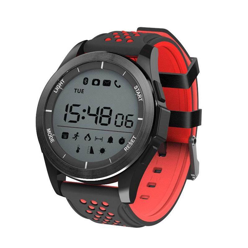 Giá bán Saista Store Bluetooth4.0 F3 Thể Thao Đồng Hồ Thời Trang Chống Thấm Nước IP68 Màn Hình LCD Hiển Thị Ngoài Trời Màn Hình Chất Lượng Cao cho cho Android Điện Thoại