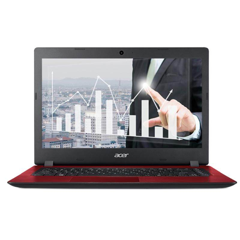 "Acer Aspire 3 A314-32-C129/C2VP 14"" Laptop Black\Red (N4000, 4GB, 500GB, Intel, W10)"