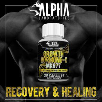 sarm Growth Hormone X (MK-667) Increased IGF-1 and Growth Hormone serum levels lean muscle mass