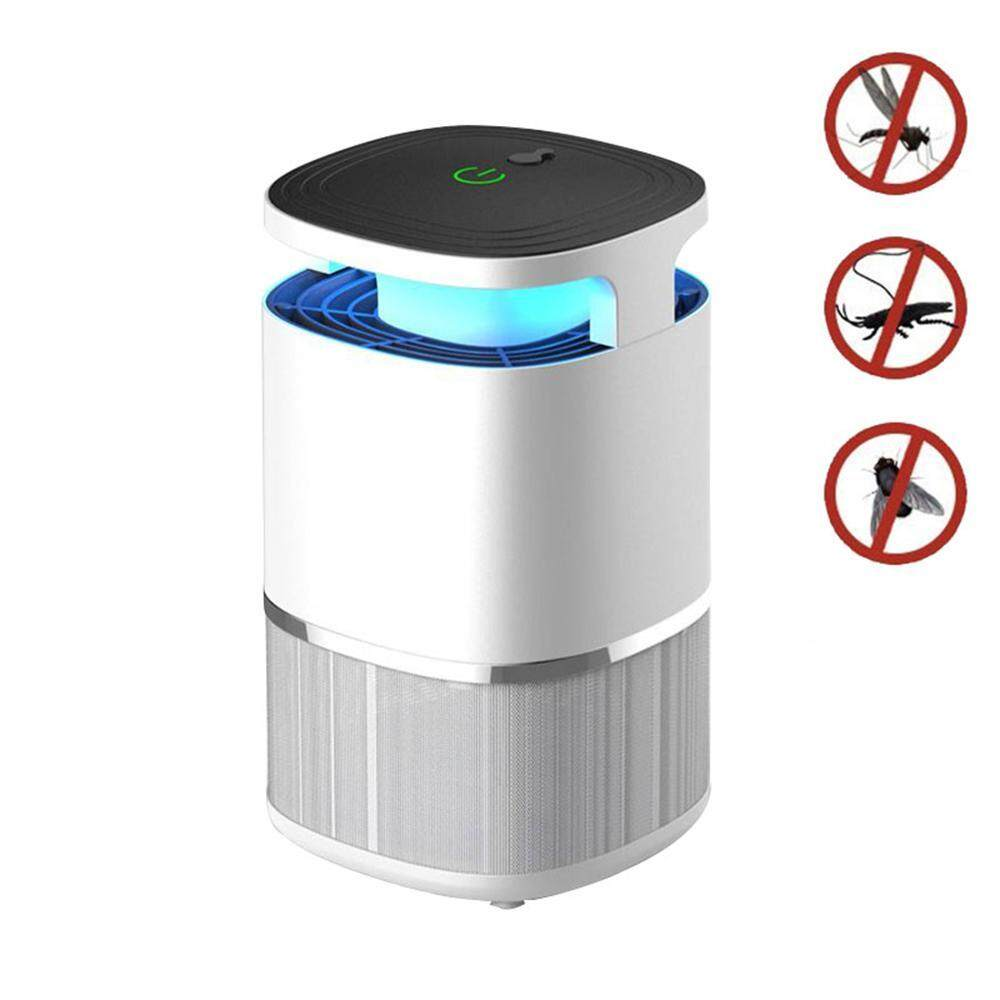 Kacoo Mosquito Light Trap,electronic Mosquito Killer Bug Zappe With Smart Light Control Led Photocatalyst Mute Non-Chemical No-Radiation Nontoxic For Indoor & Outdoor By Kacoo.