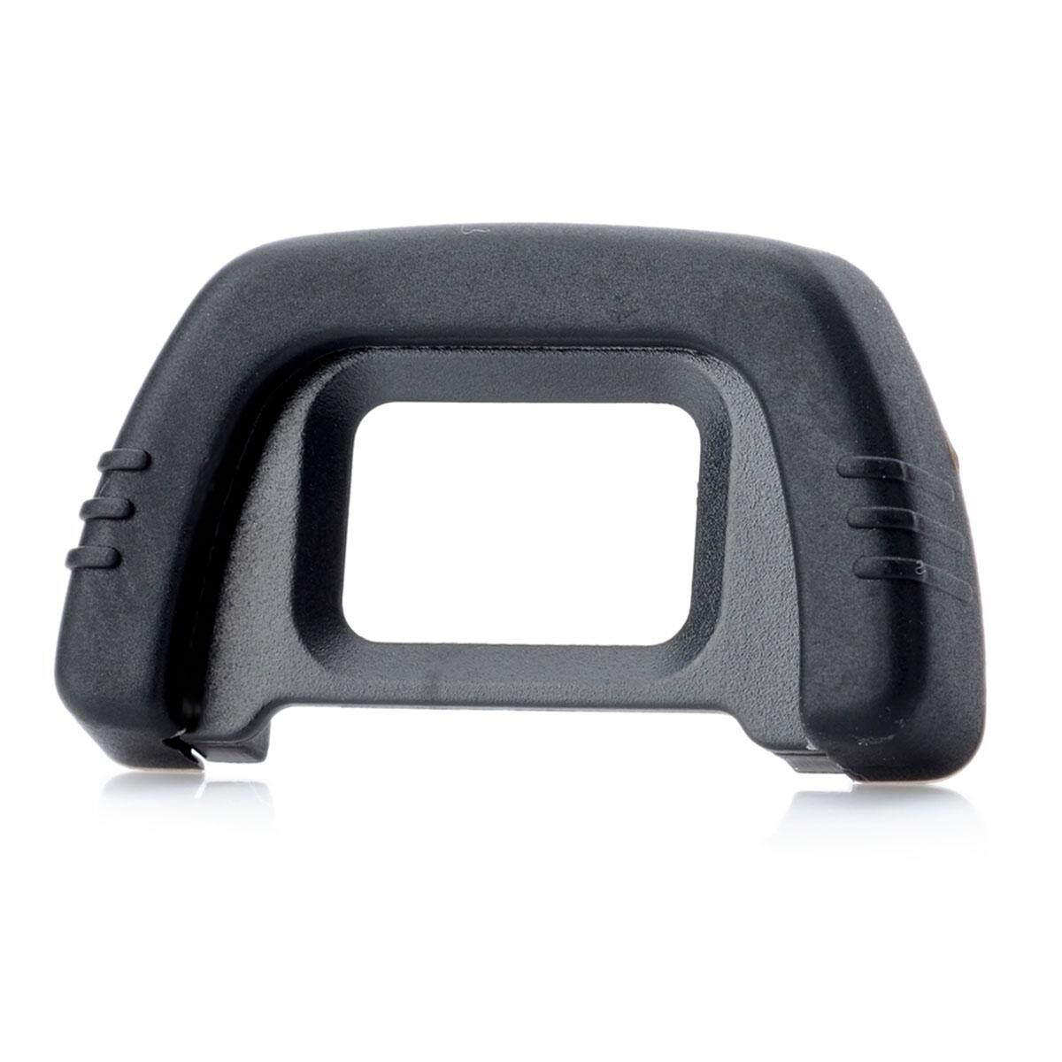 DK-21 Rubber Eye Cup Eyepiece for Nikon D300, D200, D90, D80 - Black
