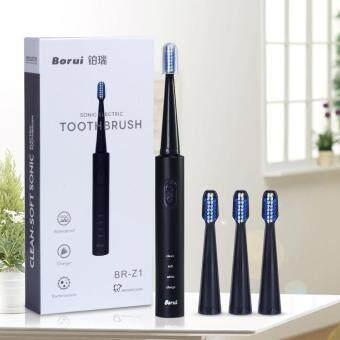 Bandingkan Toko USB Ultrasonik Nirkabel Listrik Sikat Gigi Oral Higienis  Isi Ulang Sonik Otomatis Sikat Gigi 7159f28944