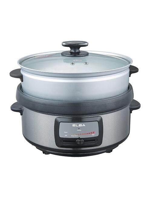 Elba Multi Cooker EMC-F4316(SS)-Chrome