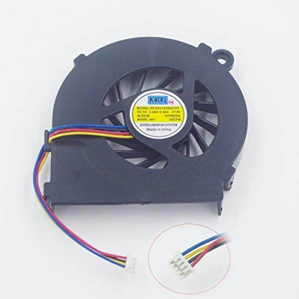 Brand New CPU Cooling Fan for Hp Pavilion G7 G6 G4 Series Laptop 4 Pin 4-wire (Not 3 Wire) - intl