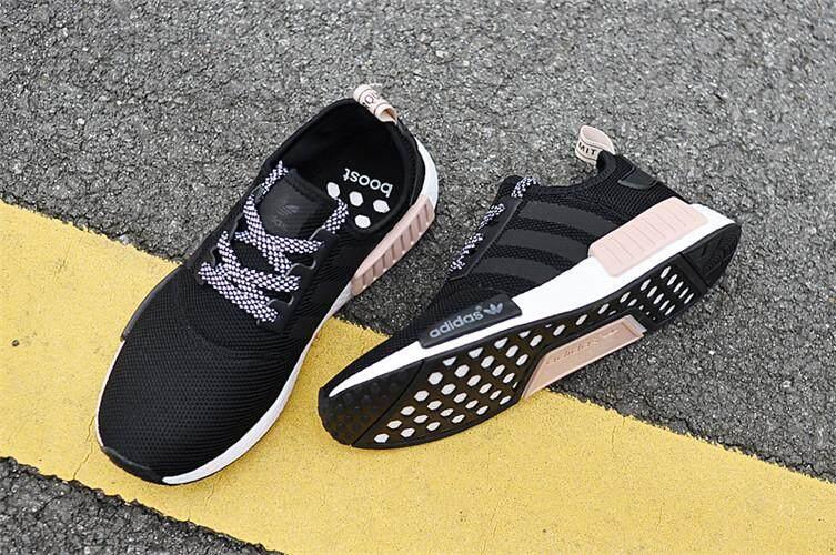 a9c9f8af0f04a Adidas Original NMD R2 WOMENS Running Shoe Discounted ( Black )