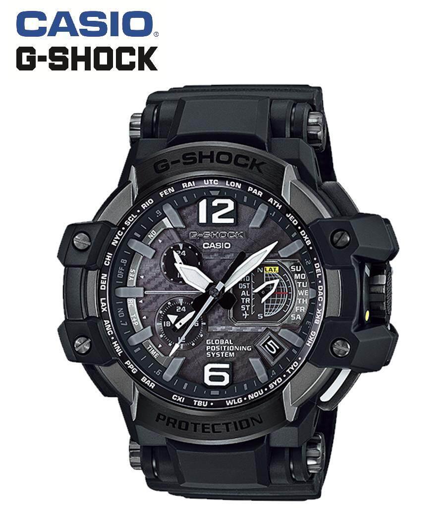 Casio G-Shock GPW-1000-1B Men 39s GPS Wave Ceptor Watch GRAVITYMASTER
