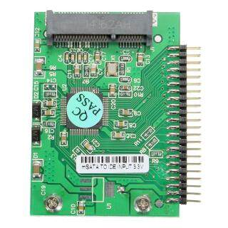 MSATA Bộ Chuyển Đổi IDE Mini PCI-E SSD Sang 1.8Inch 44 Chân Bo Mạch Thẻ Chuyển Đổi Đĩa Cứng thumbnail