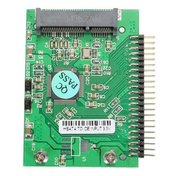 Giá MSATA Mini PCI-E SSD 1.8 Inch 44 Pin Đầu Chuyển Đổi IDE Ổ Cứng Thẻ Chuyển Đổi Hội Đồng Quản Trị-