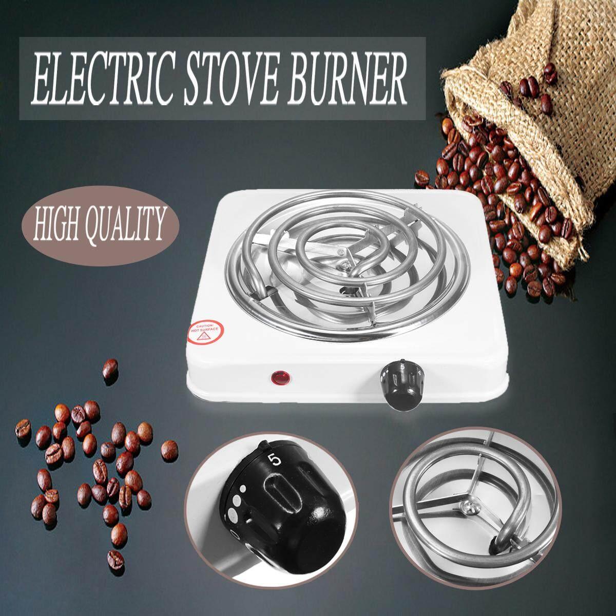Hình ảnh Portable Electric Stove Burner Hot Plate Heater for Cooking 220V 1000W White EU