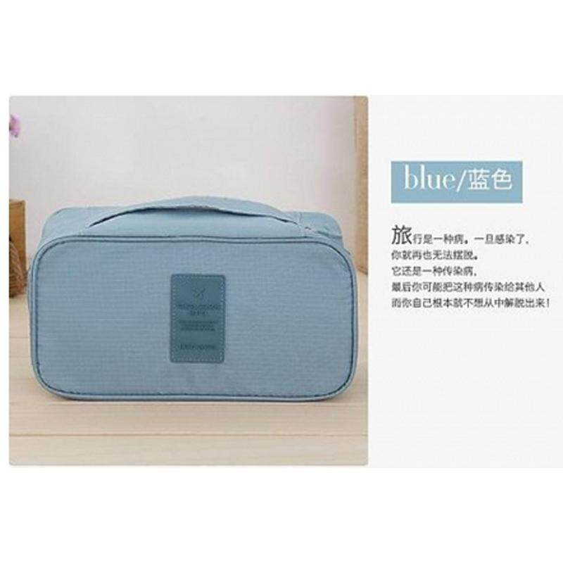 Travel Season Travel Organiser Multipurpose Bag Underwear Pouch Version 2