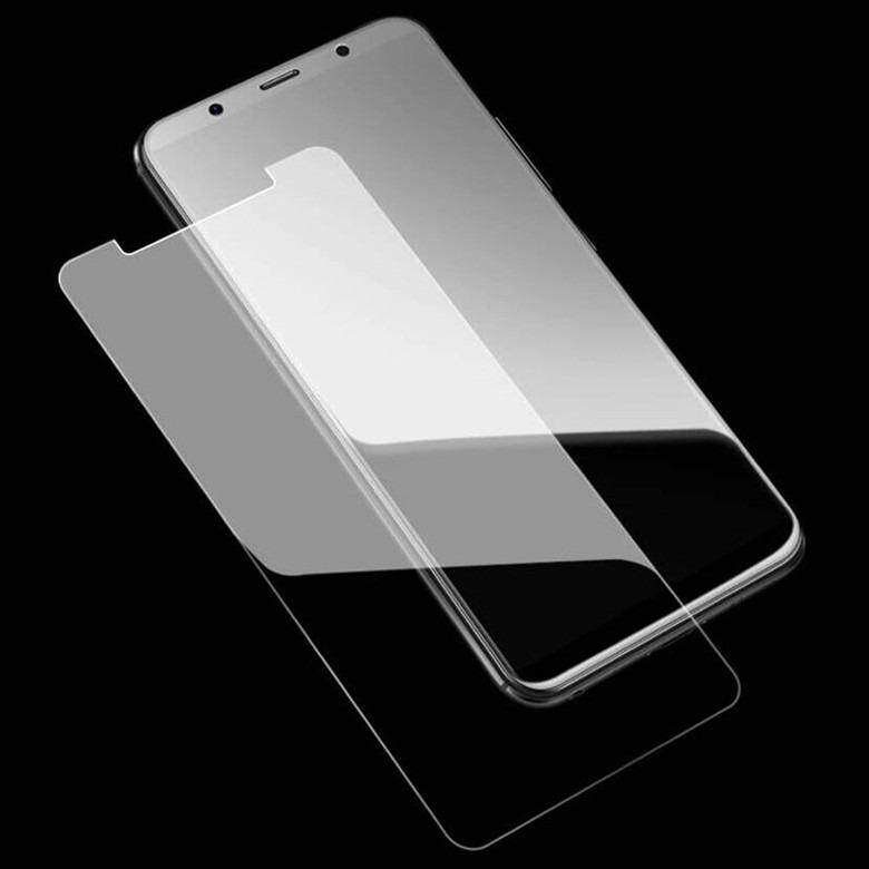 OPPO A83 Tempered Glass Screen Protector 9H Round Edges