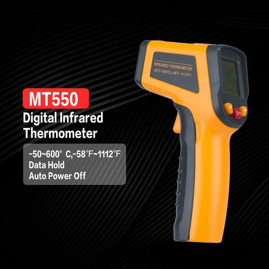 Osman MT550 Laser Digital Tangan Termometer Inframerah G * Un IR Penguji Suhu