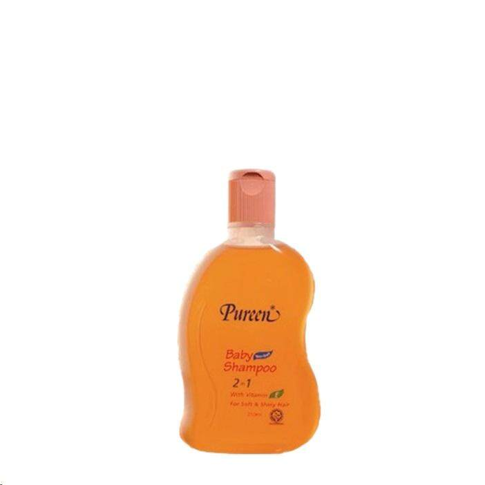 Pureen baby shampoo 250ml