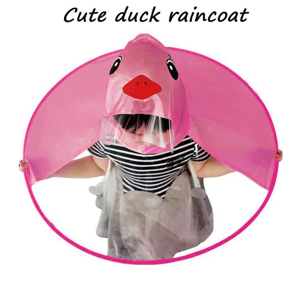 Payung Pakaian Hujan Anak Perempuan Lazada Motif Lucuu Free Shippingcute Jas Ufo Topi Ajaib Tangan Gratis