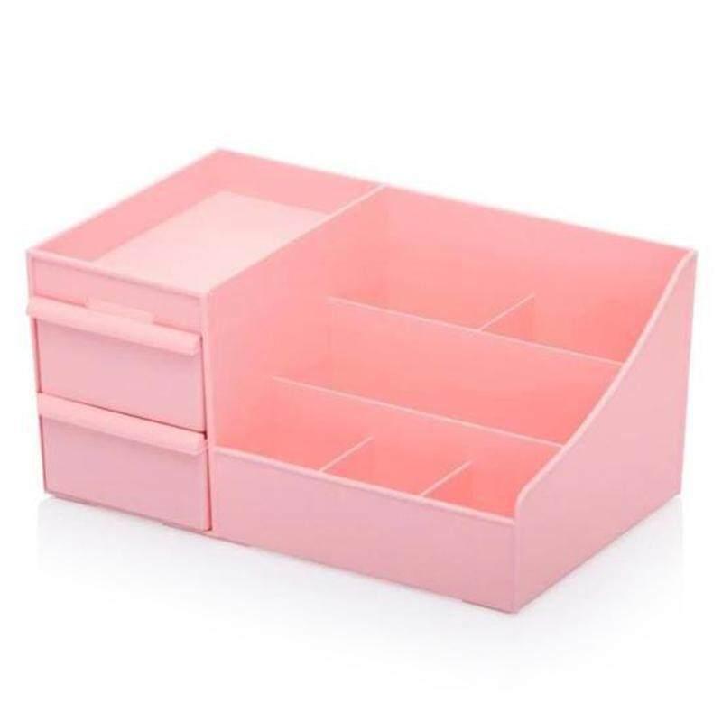 ... Burstore Plastik Kosmetik Kotak Penyimpanan Lingkungan Bersih Tidak Masalah-Internasional - 5