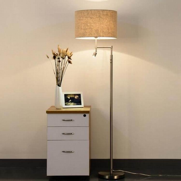 Nordic Floor Lamp Led Floor Lamp Decoration with Simple Modern Living Room Bedroom Hotel Villa Led Floor Lamp