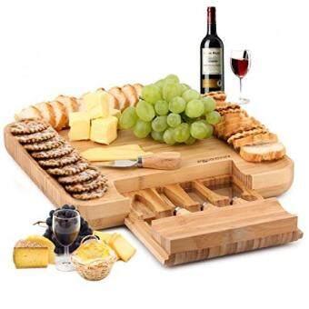... Piring W/Laci Tersembunyi untuk Peralatan Makan-Sempurna Ide Hadiah untuk Ulang Tahun, Pernikahan rumah, Ibu Menyajikan Kerupuk, Daging, Buah- buahan ...