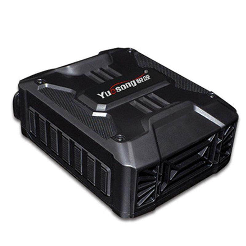 V6 Eksternal Knalpot Tipe Notebook Radiator Laptop Kipas Angin Pendingin Pendingin Udara USB-Intl