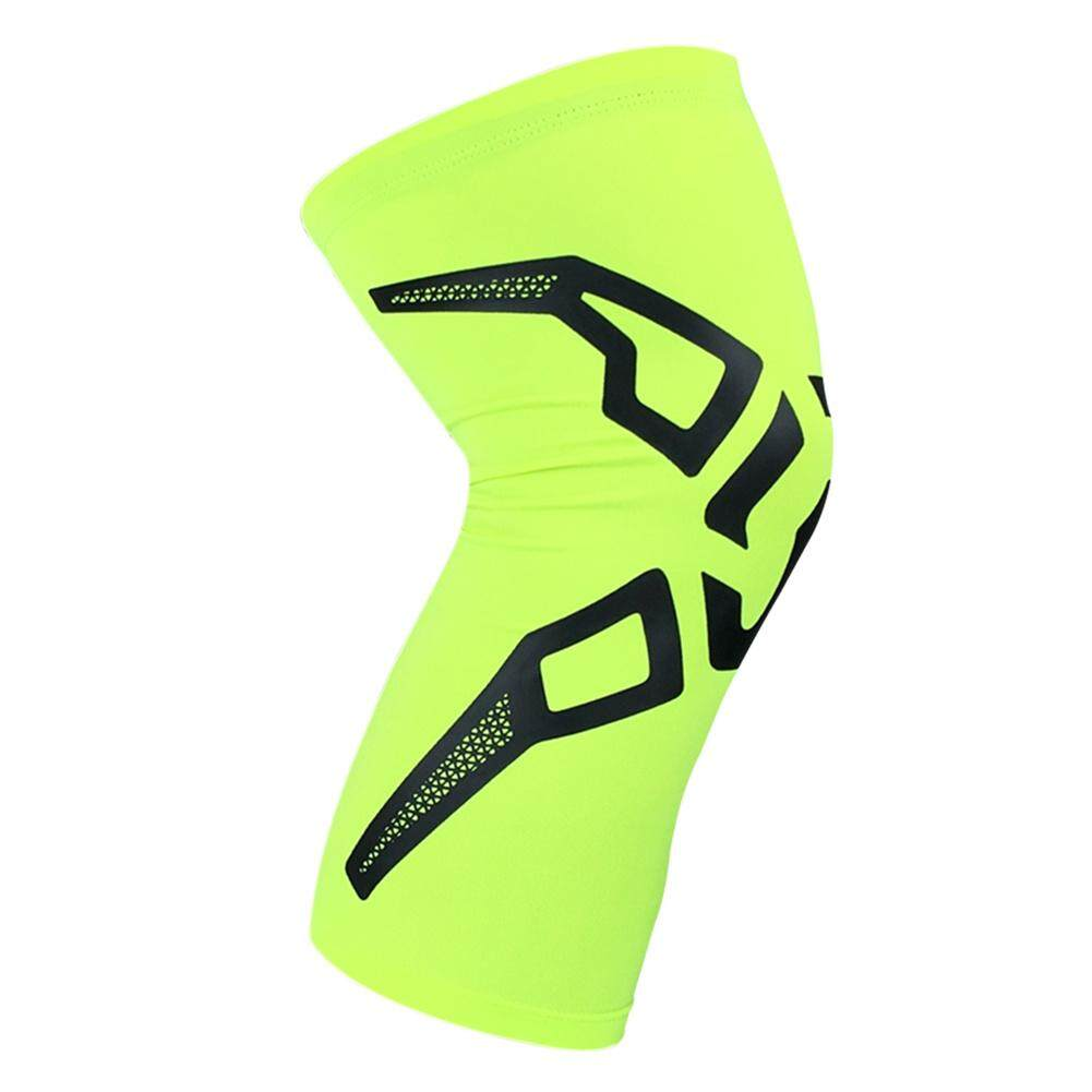 1 Pc/pack Kebugaran Lutut Kompresi Penjepit Lengan Dukungan Basket Bersepeda Gunung Olahraga Pelindung Lutut By Storeshop.