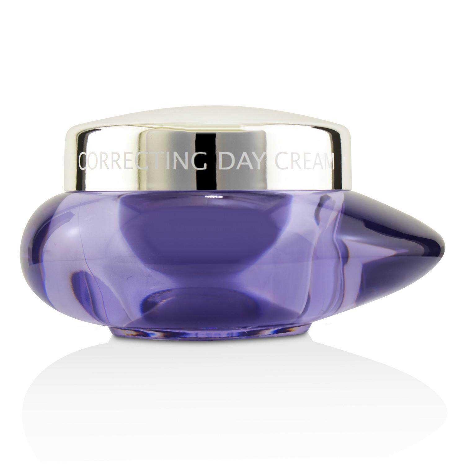 Fitur Thalgo Silicium Marin Lifting Correcting Day Cream Normal To Clarins Hydraquench Gel Combination Skin 15ml Detail Gambar Terbaru