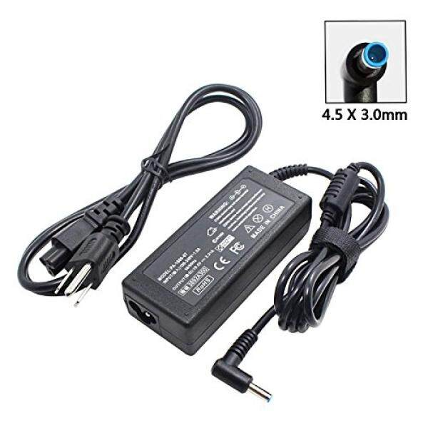 19.5V 2.31A 45W AC Adapter Laptop Charger for Hp Spectre X360 Stream 11 13 14 Elitebook Folio 1040 G1 G2 G3 Split 13 Pavilion X360 Touchsmart 15 13 M6 250 255 G3 G4 G5 Power Supply - intl