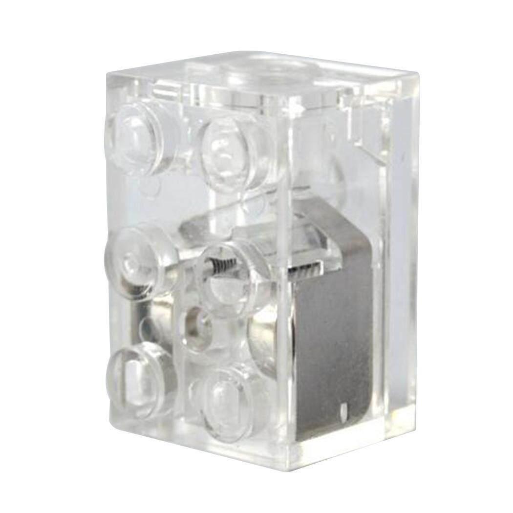 Hình ảnh Toprank Plastic Mini Flash Light Part Tools Mini Figure Building Blocks LED Light Toy - intl