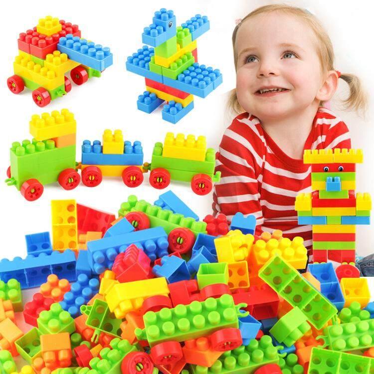 (1 Pack = 450g) Newest Children's Lego Building Blocks Set DIY Learning Educational Plastic Toys
