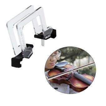 การส่งเสริม Violin Teaching Training Assistant Tool Standard Bracket for Correcting Violin Bow Playing Posture for 3/4 4/4 Violins ซื้อที่ไหน - มีเพียง ฿ ...
