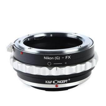 Harga preferensial Valueshopping-Mal Konsep Adaptor Lensa Kamera Cincin untuk Nikon G AF-S