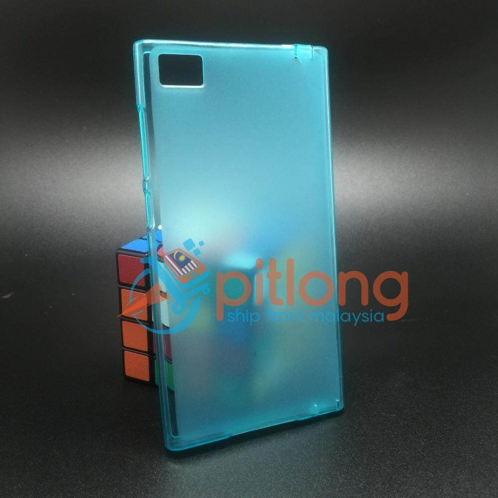 ( BLUE ) XIAOMI MI 3 Mi3 Soft Tpu Jelly Case
