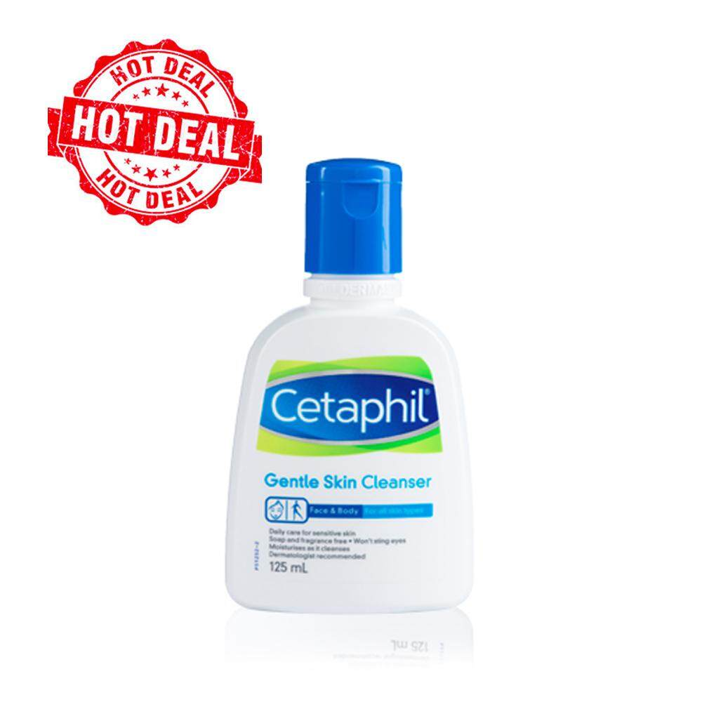 (Original) Cetaphil® Gentle Skin Cleanser 125ML