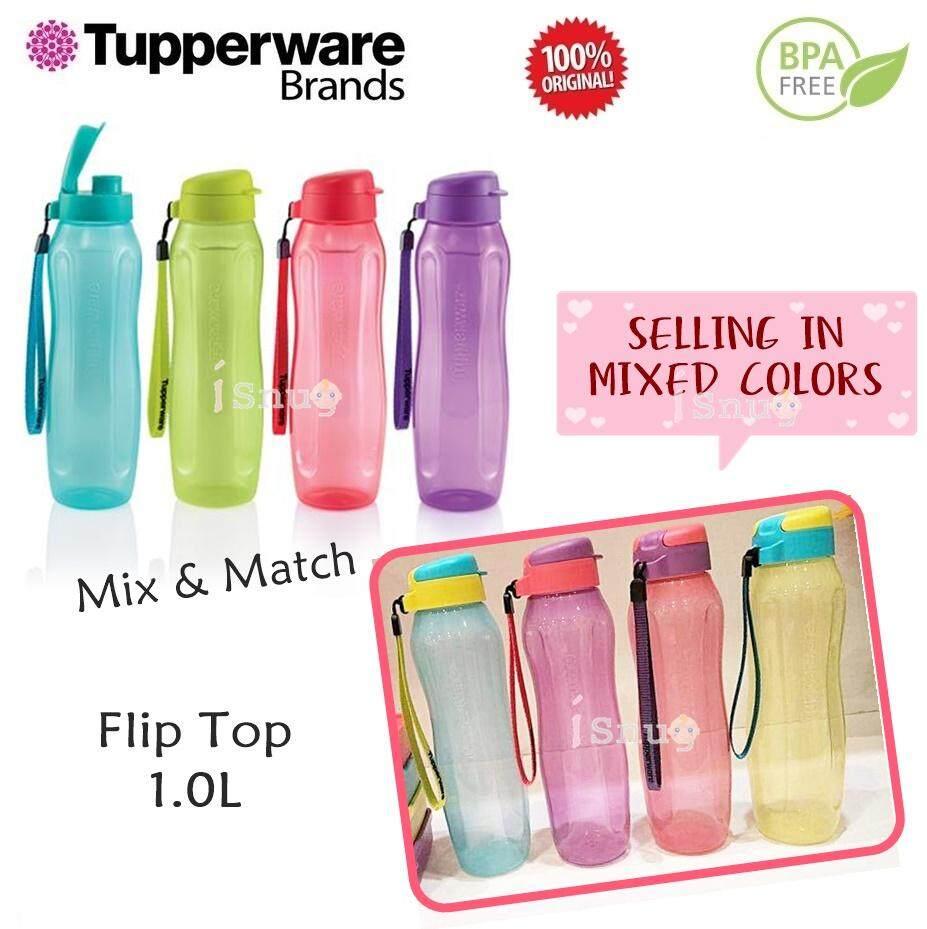 Features Tupperware Fashion Eco Bottle 500 Ml With Strap Dan Harga New Botol Minum Hijau 2 L Limited Edition Slim 10l