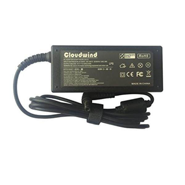 Laptop Chargers & Adapters Cloudwind 19V 3.42A 65W Replacement Adapter Charger for Asus K50IJ K53E K53U K55 K55A K55N A52F A53E U46E U52F S46CA S56CA X53E X53U X54C X54H X55A X55C X75A; R503U Power Cord Included. - intl