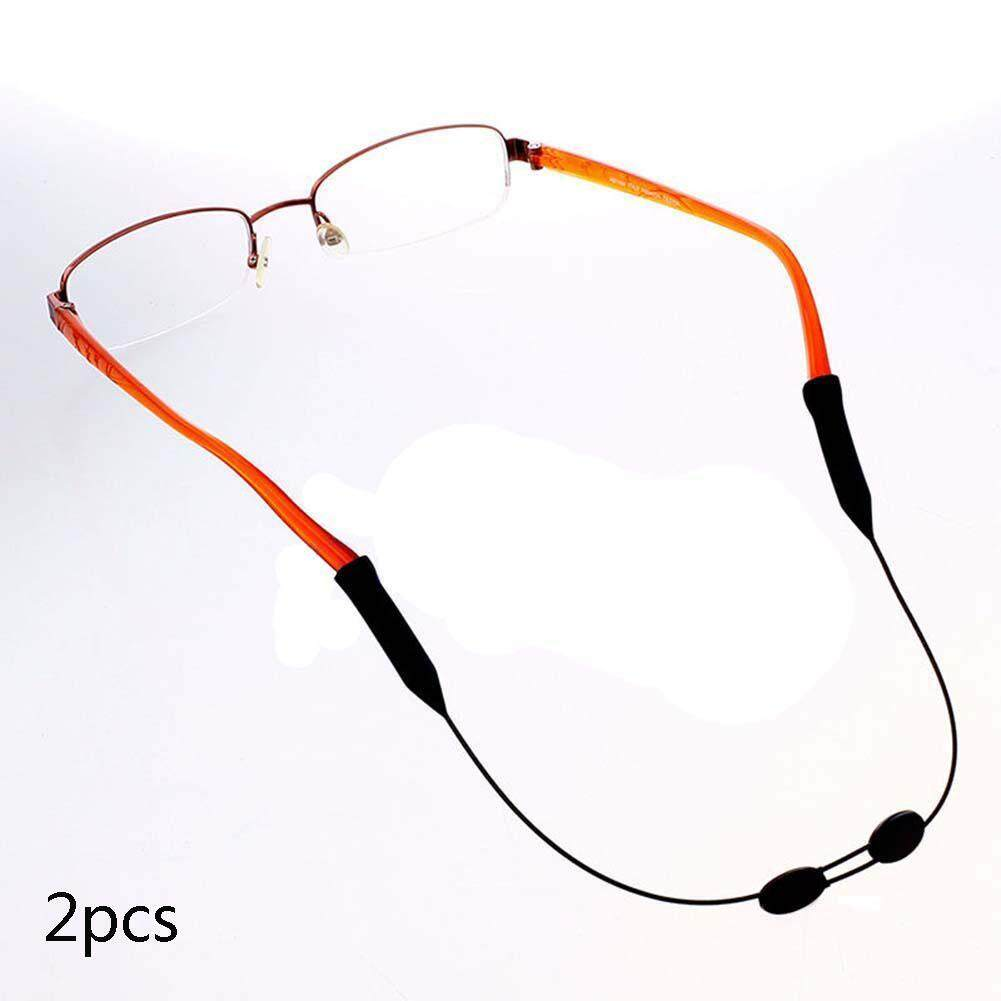 2 Pcs Glasses Strap Neck Cord Sports Eye Glasses Band Sunglasses Rope String Holder By Ayb Shop.