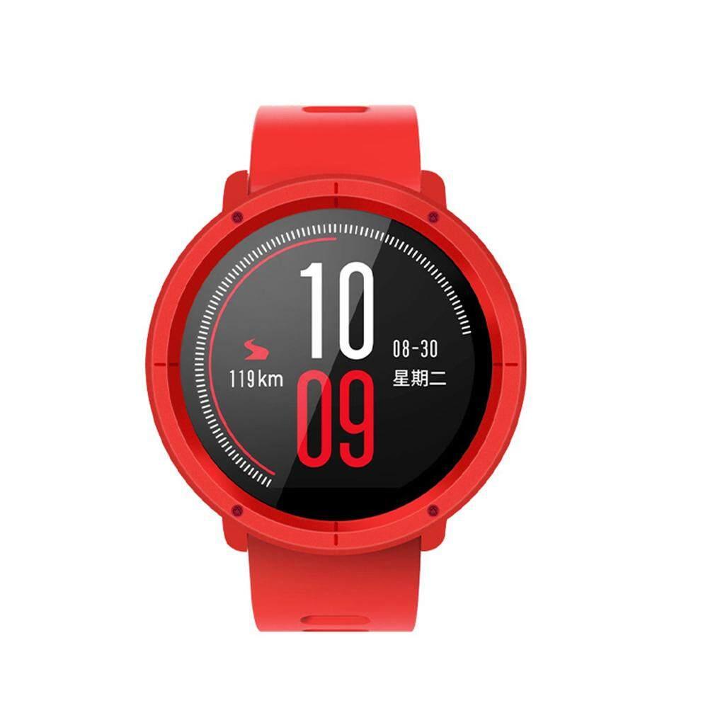 Fang Fang untuk Xiaomi Huami Amazfit Kecepatan Smartwatch Bungkus PC Penutup Pelindung Tempat Bemper