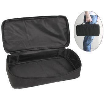 Handbag Storage Bag Double Zipper Handheld Case Cover For OSMO Mobile 2 Gimbal - intl