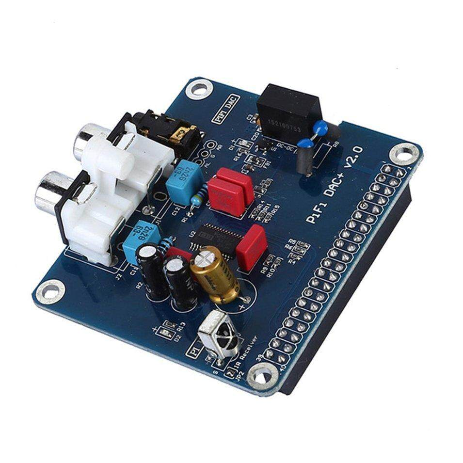 Hot Sales Pifi Dasi Interface Dac + Hifi Dac Scheda Audio Module I2s For Raspberry By Befubulus.