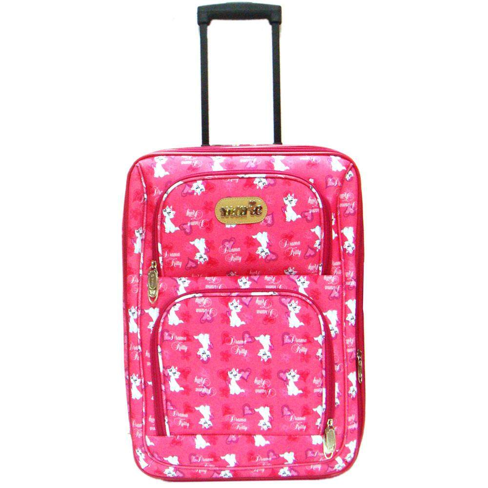 Disney Marie DME1354 20 inch Suitcase Trolley (Pink)