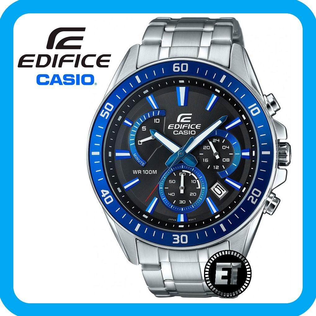 Casio Edifice Watches Price In Malaysia Best Ef 527d 7avdf Jam Tangan Pria Stainless Steel Putih 2 Years Warranty Original Efr 552d 1a2v Chronograph Mens Watch