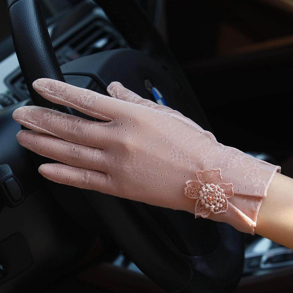 Allwin Fashion Multi Bintang Laut Samudra Pantai Rantai Produk Ukm Bumn Earring Mas Putih Mutiara Detail Gambar Palight Summer Women Sunscreen Gloves Ice Silk Lace Sweet Sleevesize03a