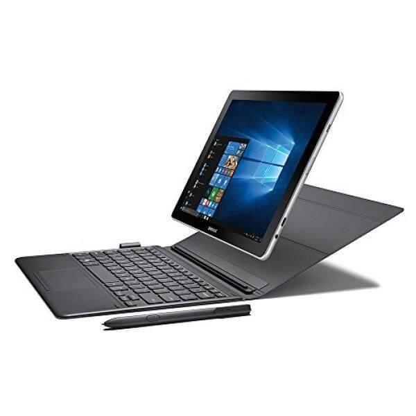 "Samsung Galaxy Book 10.6"" Windows 2-in-1 PC Silver, 4GB RAM/128GB storage, SM-W620NZKAXAR - intl"
