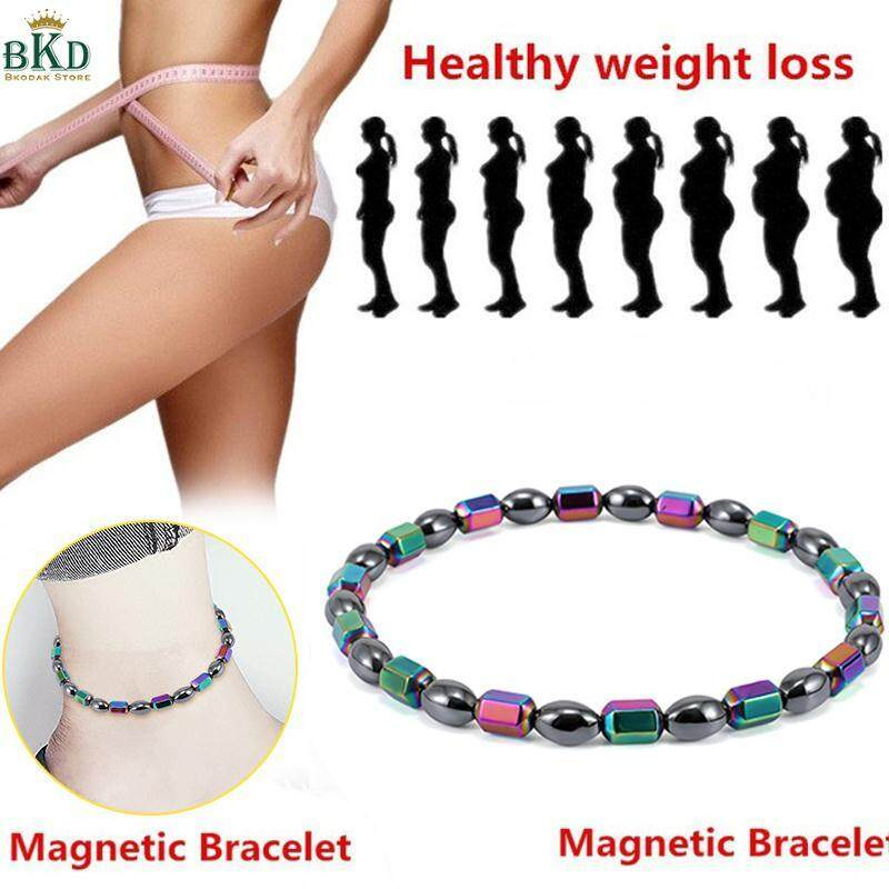 Bokeda Store Multicolour Weight Loss Chain Magnetic Foot Chain By Bokeda Store.