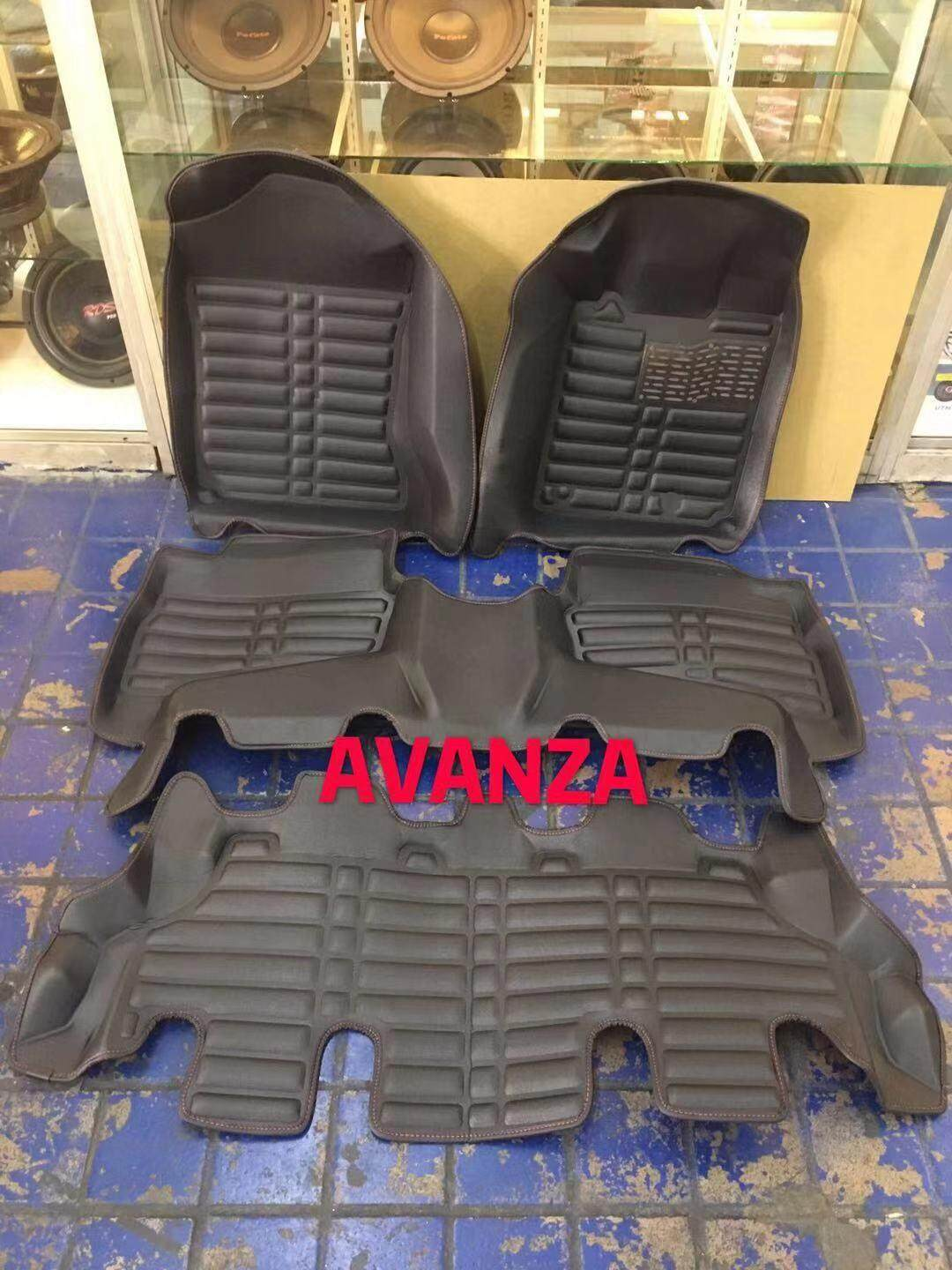 Toyota Avanza 2005-2018 5D Car Floor Mat/Carpet