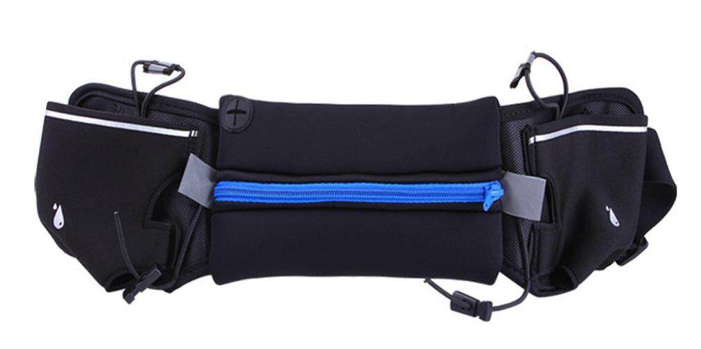 Bigood Multifunctional Waist Pack Hip Belt Bag Pouch With Water Bottle Holder - Intl By Bigood Online.