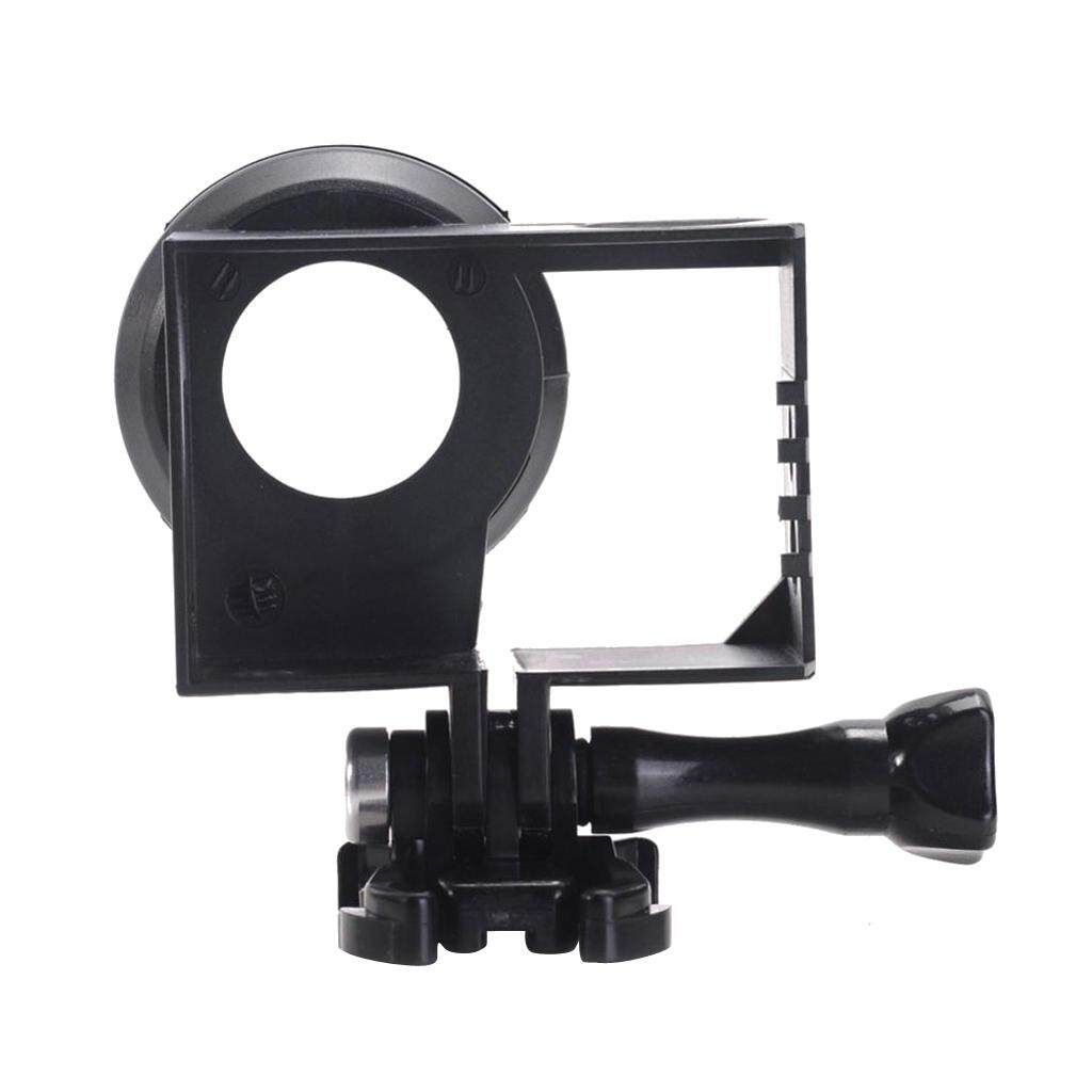 Detail Gambar Miracle Shining Plastic Protective Case Housing Cover for Gopro Hero 4/3+/3 Action Camera Terbaru