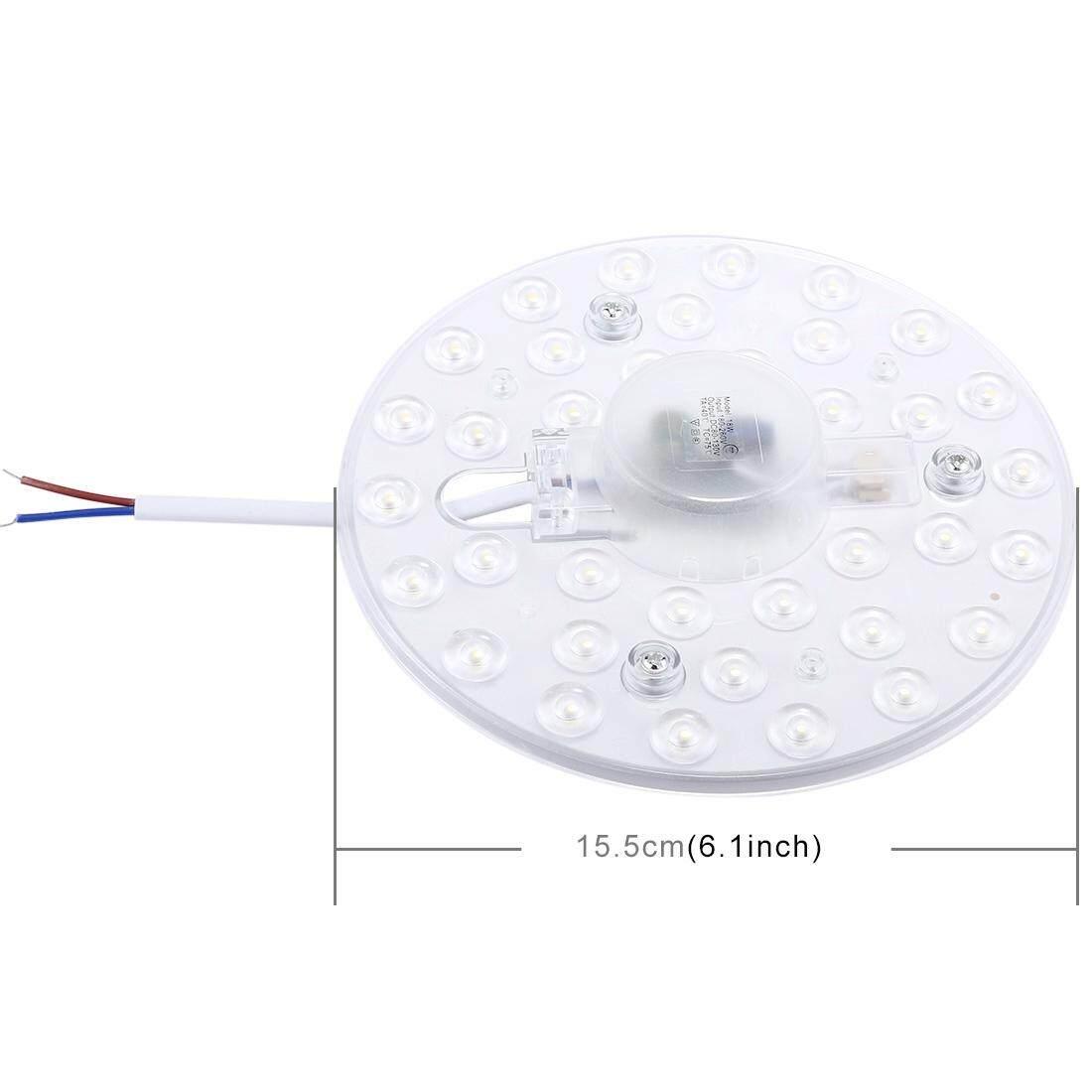 18W 36 LEDs SMD 2835 6000-6500K LED Module Lamp Bulb Panel Ceiling Light Modified Light Source, AC 220-240V(White Light)
