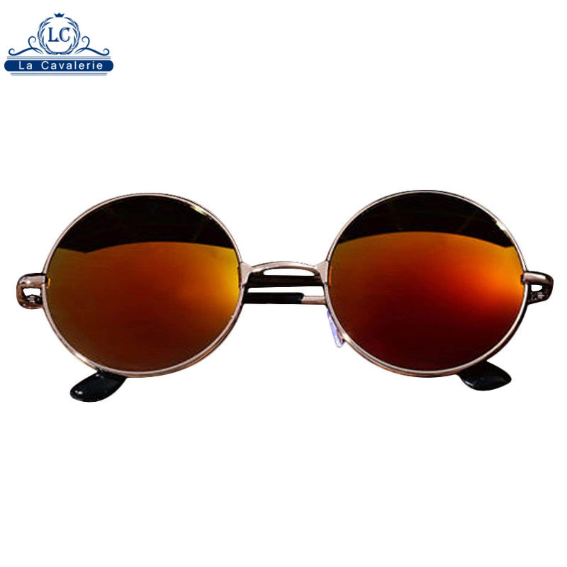 81578050a17d Cool and fashionable Men Women Retro Vintage Round Mirrored Sunglasses  Eyewear Outdoor Glasses