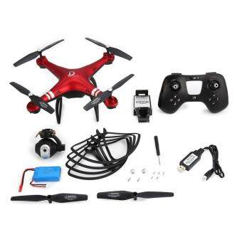 PKPNS X8 RC Drone 720P Adjustable Camera FPV RC Drone 18mins Flight Altitude Hold